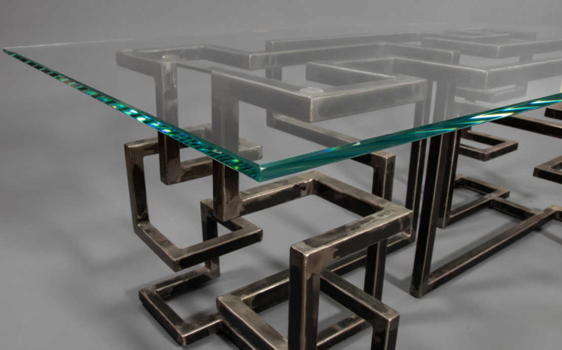 Custom Steel Tables